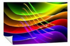 Poster Rainbow Waves (c) Eric Nagel
